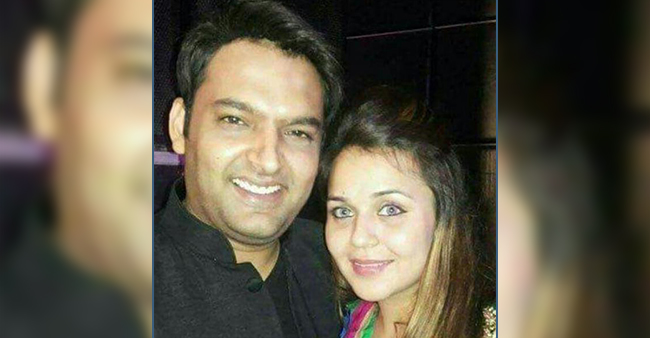 Kapil Sharma Is All Happy As Ginni Chatrath Is A Part Of Diwali Celebration This Year