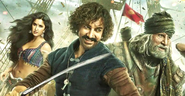 Thugs of Hindostan box-office collection: The film breaks all records of Indian Cinema