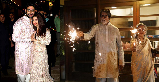 Big B criticized for burning crackers and breaking the orders given by Supreme Court