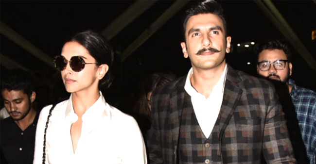 Know How Deepika-Ranveer Managed To Stay Away From Paparazzi Following Them