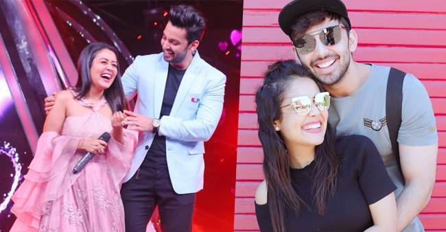 Neha Kakkar Surprises Beau Himansh Kohli On His Birthday, Shares Snaps With A Cute Message