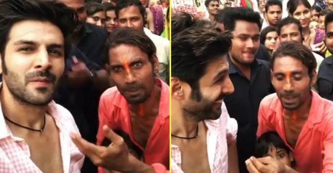 Kartik Aaryan's Fan Base Is Rigorous And These Videos Are A Proof
