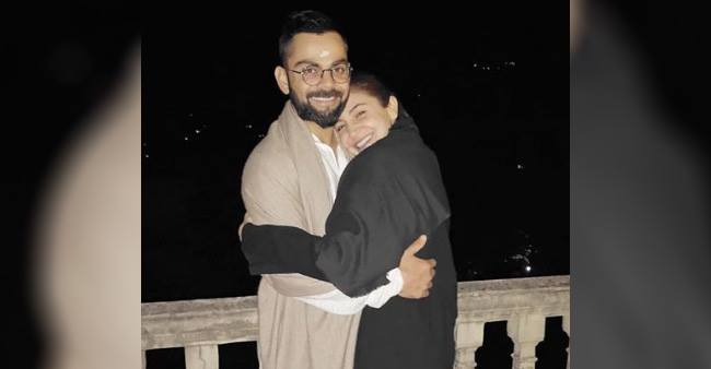 Anushka Wishes Virat In An Adorable Way, Meanwhile, He Thanks Fans For Showering Him With Love