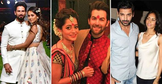 Bollywood actors who preferred marrying commoner girls over actresses