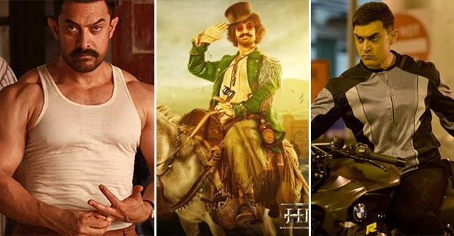 Aamir Khan Blockbuster Movies That Earned A Colossal Amount On Its Opening Day