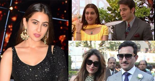 Sara Talks About Changing Equations In Her Family With Parents Saif, Amrita And Kareena