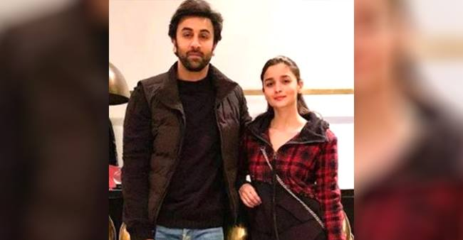Reportedly, Ranbir and Alia snapped at a 5 star hotel spending quality time together