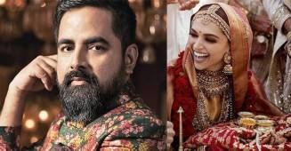 Sabyasachi Gives Interesting Deets About Deepika's Wedding Saree Which Her Mother Gifted Her
