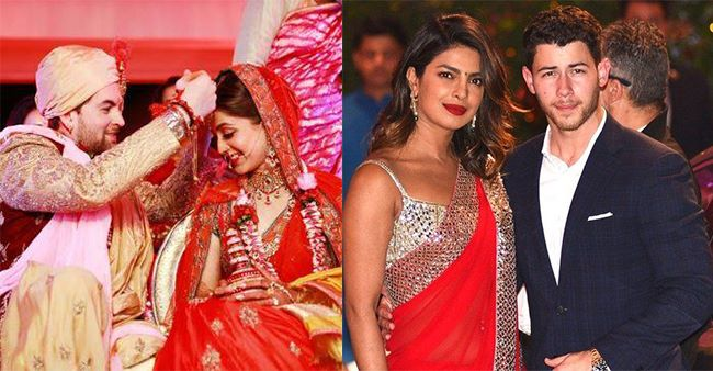 Before Nick and Priyanka, well-known Jodis who had a royal wedding in palace