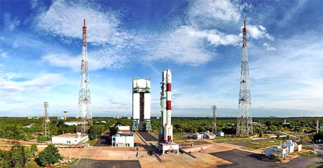 ISRO launches India's first PSLV C43, primary satellite into the polar sun-synchronous orbit