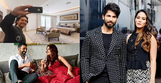 Famous Celebrities Who Proudly Bought A Plush Apartment For Themselves This Year