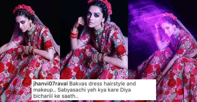 Netizens Not Happy With Deepika's Wedding Party Outfit, Takes Jibe On Her