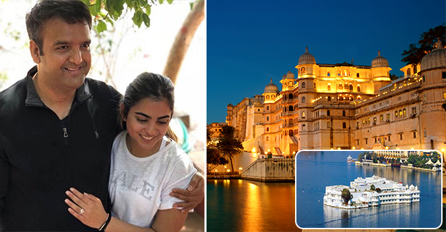 Pre-Wedding Festivities Of Isha-Anand To Be Held In Udaipur's Lake Pichola