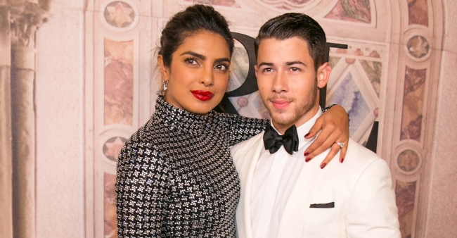 Priyanka And Nick's Wedding Dress Details Are Out And We Can't Keep Calm
