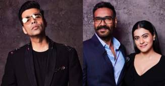 Ajay Devgn And Kajol Have The Funniest Answers To Karan's Questions On KWK 6