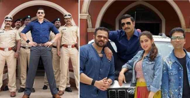 Ranveer and Sara starrer Simmba's trailer all set to release soon