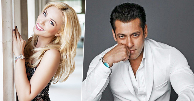 Reportedly, Iulia Vantur Gave Salman A Precious Birthday Gift And We Are Totally Loving It
