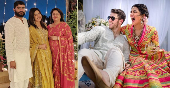 Nickyanka's Delhi Wedding Reception To Be A Grand One, All Exciting Inside Details Out