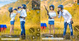 This Couple Did a PUBG-Themed Pre-Wedding Shoot And We Are Amazed
