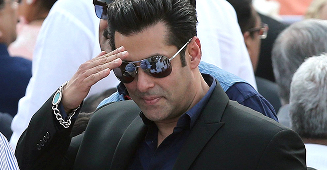 Now Forbes India Celebrity Topped Actor, Salman Khan's First Salary Was Less Than 100