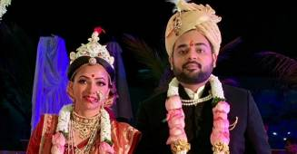 Chandra Nandini fame Shweta Basu marries long time beau Rohit Mittal, pics are stunning