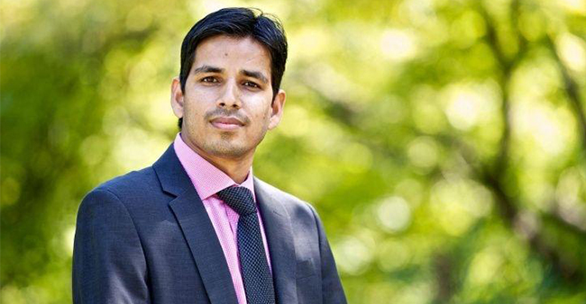 Wajid Ali, Newly Elected MLA in Rajasthan is a Successful Young Educationist in Australia