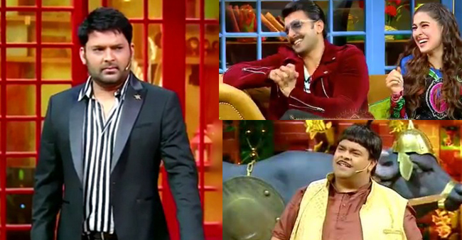 New Teaser of The Kapil Sharma Show is Out, Leaves Ranveer and Sara Rolling with Laughter
