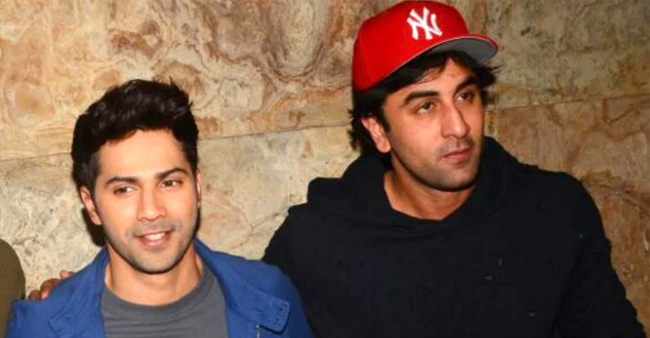 Reportedly, Ranbir and Varun had a major showdown, they don't talk anymore