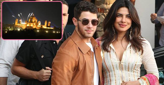 Know Everything That Happened At Priyanka and Nick's Sangeet Ceremony At Umaid Bhawan