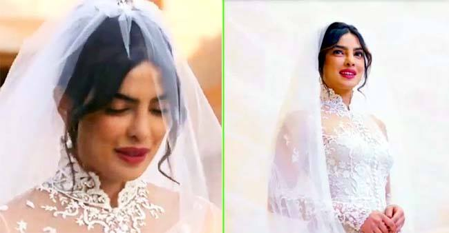 Priyanka Chopra's Christian Wedding Makeup Cost Is Something You Can't Imagine