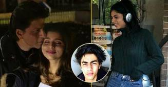 Shah Rukh Khan spills beans on what profession his kids Aryan and Suhana are going to pursue