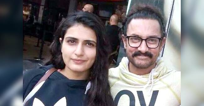 Fatima Sana Sheikh Reacts On Her Alleged Love-Affair With Aamir Khan