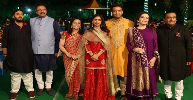 Isha-Anand's Wedding To Be A Private Affair, Guests Requested Not To Take And Share Pics On Social Media