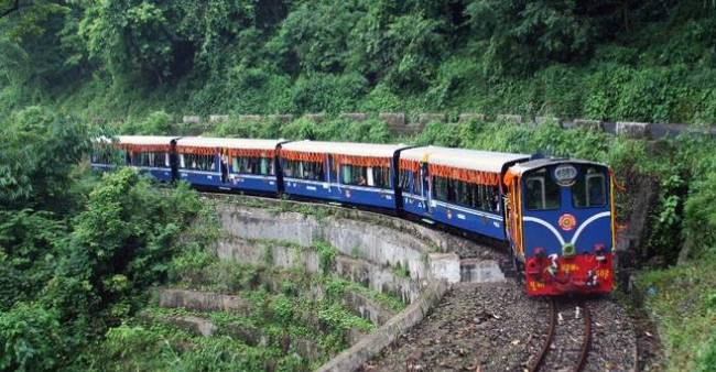 After a long wait of 137 years, Himalayan Railways gets its first train toy