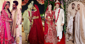 A List Of Bollywood And TV Celebs Who Tied The Knot In 2018