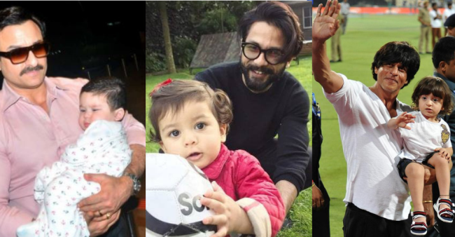 Meet The Super Cool Bollywood Dads Which Are Both Onscreen And Off-Screen Heroes