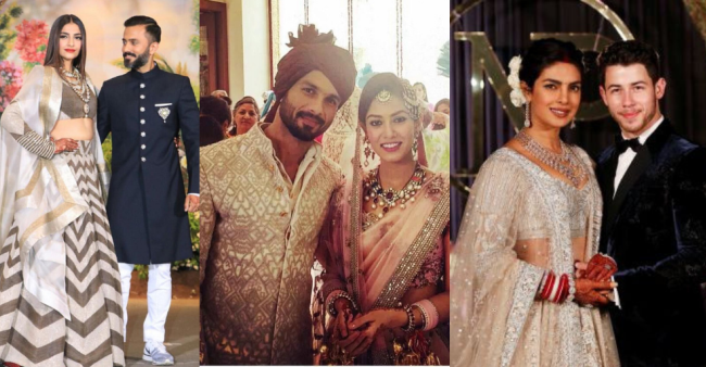 Bollywood Celebrity Weddings That Grabbed Eyeballs For All the Right Reasons