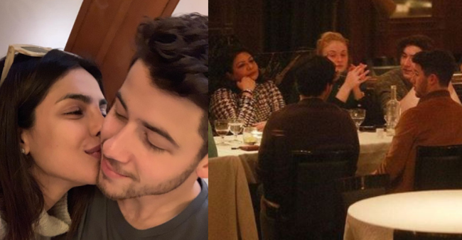 Priyanka And Nick Is Having A Lovely Time With Their Family In London