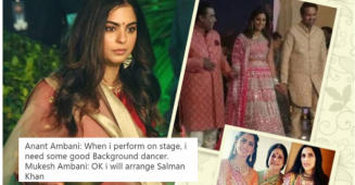 Twitterati's Hilarious Reactions on Isha Ambani's Expensive Pre-Wedding Festivities Are Unmissable