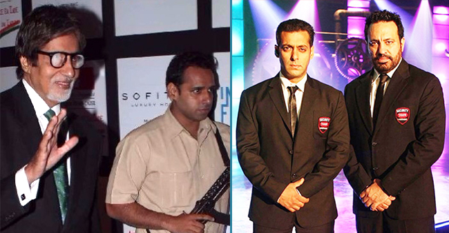 Meet the bodyguards of Bollywood biggies who are always spotted with them