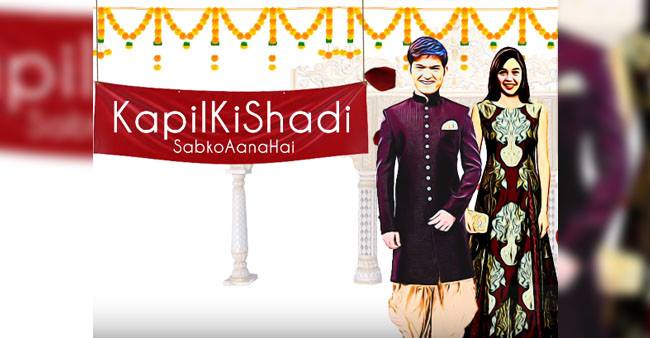 Kapil Ki Shaadi Hai- Sabko Aana Hai Says Kapil By Inviting All His Fans For His Wedding