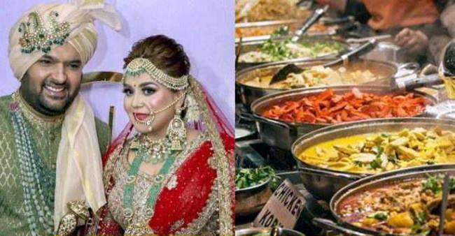 Kapil Sharma Made A Kind Gesture By Donating The Leftover Food From His Wedding