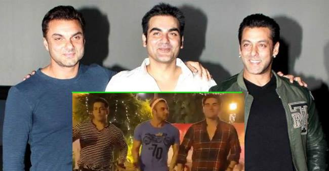 The Khan Brothers Grooving During Christmas Celebrations Is Not To Be Missed, Video Goes Viral