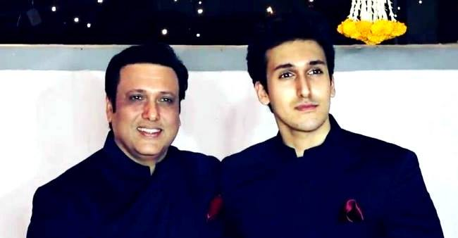 Govinda's son Yashvardhan Ahuja is all set to make his B-town debut soon