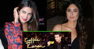 Priyanka Chopra and Kareena Kapoor Khan to grace the Grand Finale of Koffee With Karan