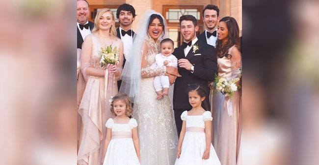 Post Wedding, Priyanka Expressed Her Views On Having Kids With Nick And We Are Very Excited