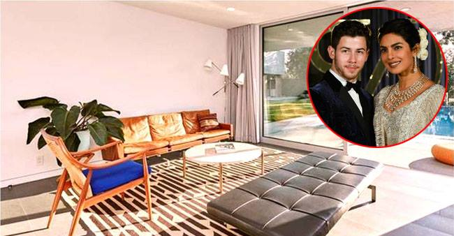 Priyanka Chopra and Nick Jonas's Beverly Hills Mansion Is A Dreamy One