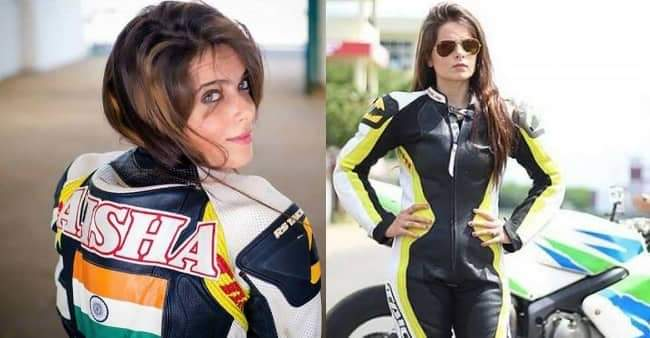 Meet India's First Female Racer Alisha Abdullah Talking About Her Success Mantra