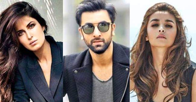 Alia Is In no Mood To Repeat Katrina's Mistake, Making a lot of Efforts To Be With Ranbir