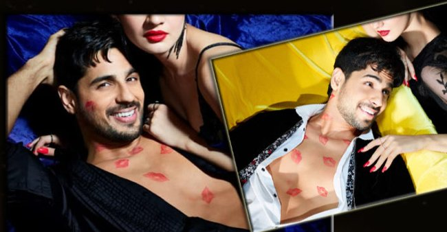 Sidharth Malhotra Is The First Actor To Endorse A Female Cosmetic Brand For A Cause